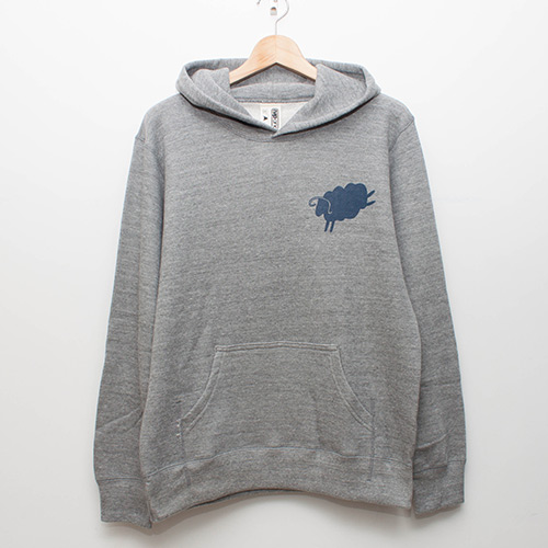 Pullover Hoodie - Grey - cup and cone WEB STORE