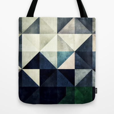 GLYZBRYKS Tote Bag by Spires | Society6