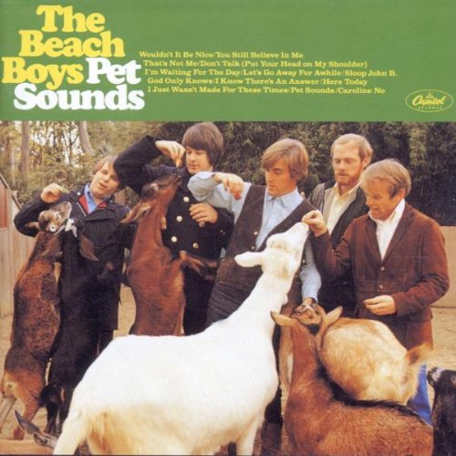 Amazon.co.jp: Pet Sounds: The Beach Boys: 音楽