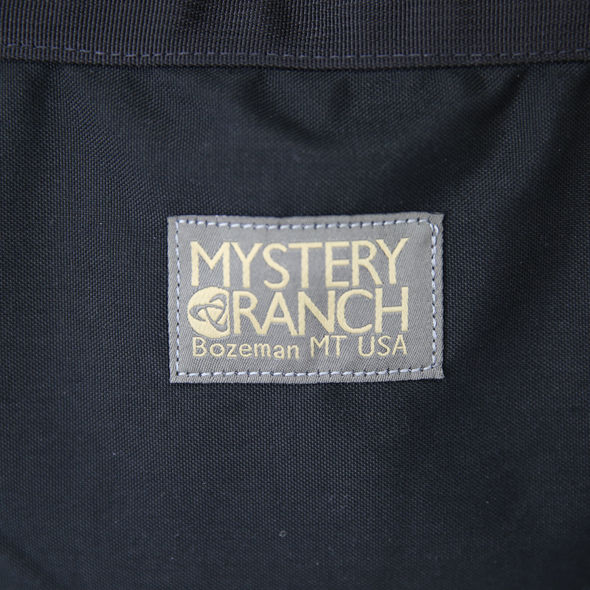 """MYSTERY RANCH """"Booty Bag"""" (Black) 商品詳細 THE SUPERIOR LABOR,A VONTADE,CURLY,NICHE,bukht通販サイト 広島県呉市のセレクトショップ"""