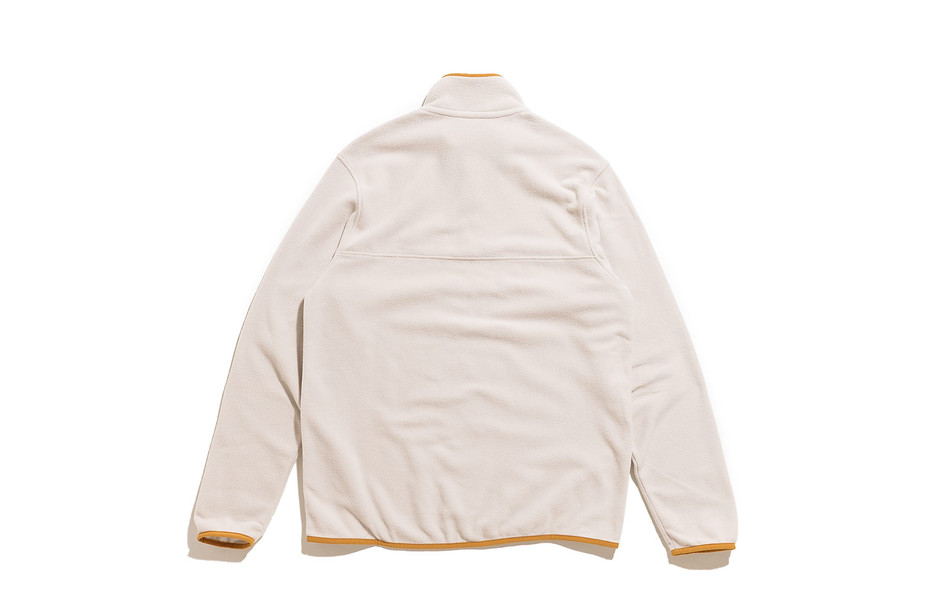 Men's Micro D Snap T Pullover-PEWG