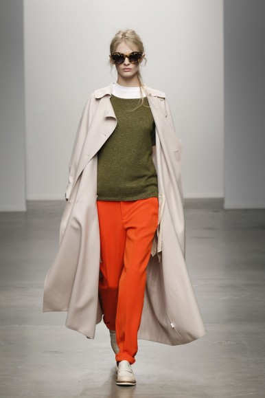 Autumn/Winter 2013 NY – Karen Walker