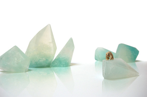 A Glacier Adrift Soap by William Lee