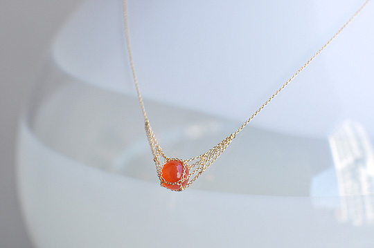 HAMMOCK Necklace - SOURCE - SOURCE objects