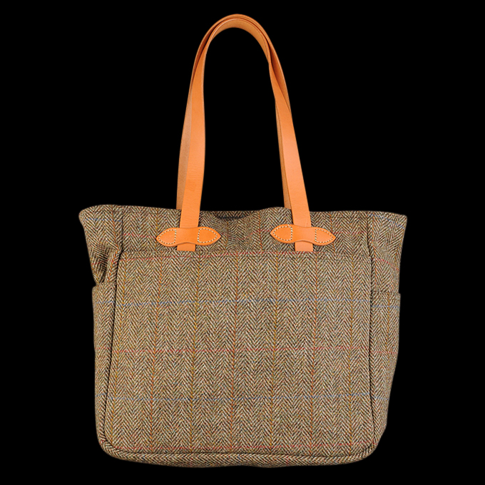 UNIONMADE - UNIONMADE Harris Tweed - Filson Tote in Olive