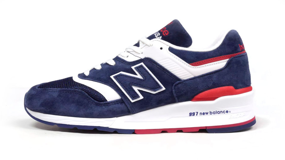 """M997 """"made in U.S.A."""" """"LIMITED EDITION"""" YON ニューバランス new balance 