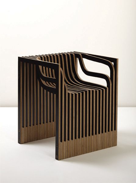 Impression Chair by Julian Mayor - Chair Blog
