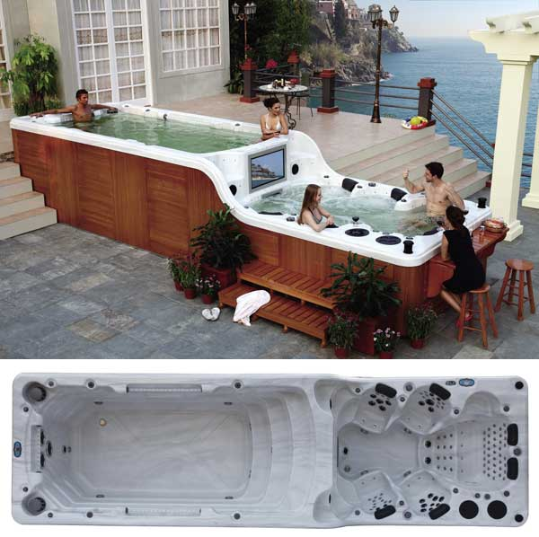Swim Spa ( Spa-8178)- Guangzhou J&J Sanitary Ware Co., Ltd.