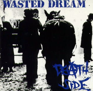 DEATH SIDE / Wasted dream (CD) - HGFACT