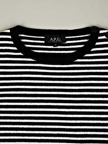 A.P.C Sailor''s Pullover at セレクトショップ oki-ni