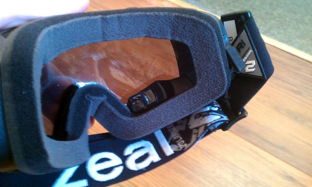 Utility Journal: Zeal Optics Transcend GPS Goggle