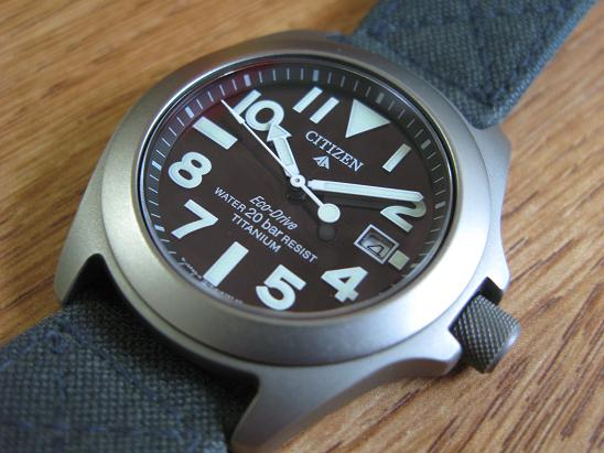 My Vault: CITIZEN PROMASTER TOUGH (PMU56-2373)