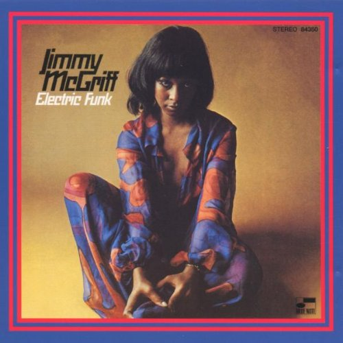 Amazon.co.jp: Electric Funk: Jimmy McGriff: 音楽