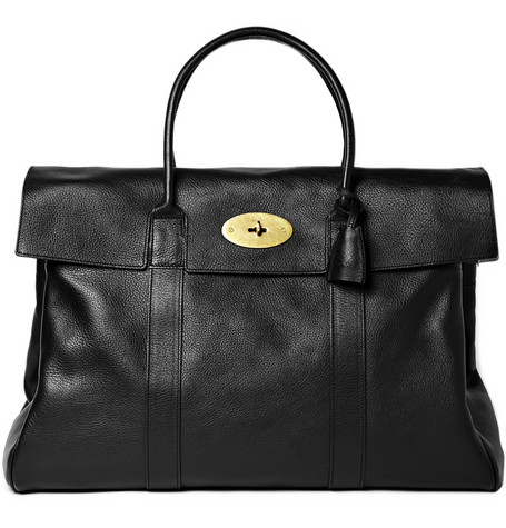 MulberryPiccadilly Leather Holdall|MR PORTER