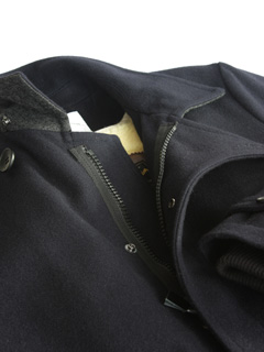 LOVE online store|MEN  Mods Coat (navy)