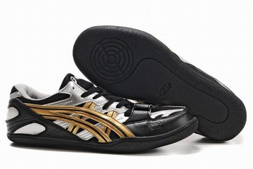 black gold silver mens asics japan ar shoes