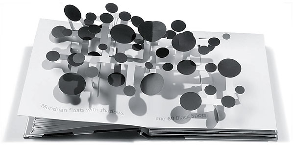 600 Black Spots: A Pop-Up Book for Children of All Ages - David A. Carter - Books - Review - New York Times