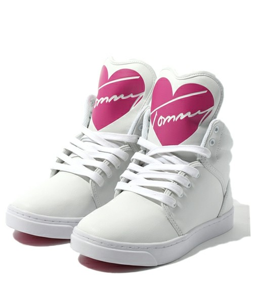 TOMMY Hers / ROSALIE HEART SNEAKERS2(スニーカー) - ZOZOTOWN