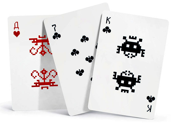 Fancy A Game of Space Invaders Solitaire? - Technabob