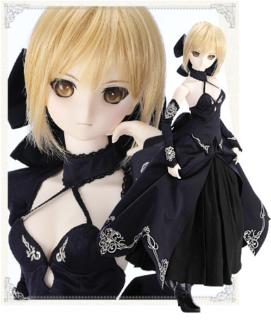 TYPE-MOON 10TH Anniversary × Dollfie DreamR | 株式会社ボークス