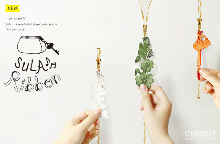 SuLA♪Ribbon - CEMENT ONLINE STORE