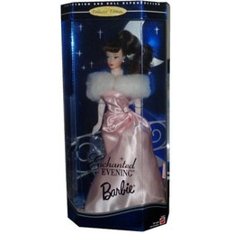 Mattel Enchanted Evening Barbie Collector Edition 1960 Fashion and Doll Reproduction - Product Reviews and Prices - Shopping.com