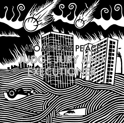 Next Atoms for Peace Single - RADIOHEAD   Dead Air Space