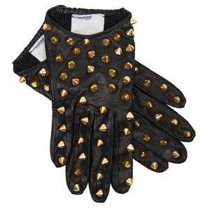 3.1 Phillip Lim studded leather gloves - Polyvore