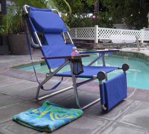 Amazon.com: Ergolounger Sport - Portable Sun Lounge Chair: Patio, Lawn & Garden