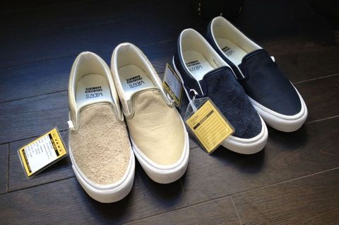 ENGINEERED GARMENTS × VANSの画像:tefu*