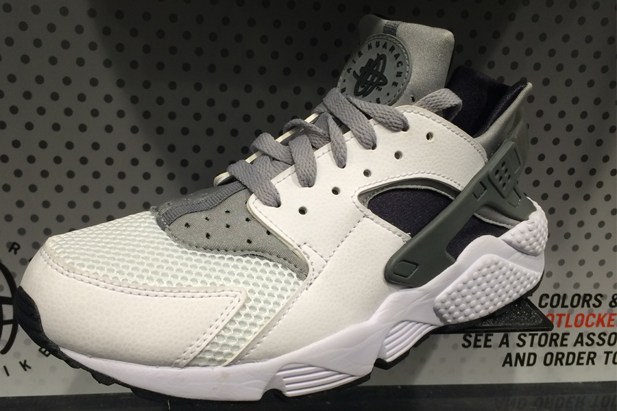 Nike Air Huarache White/Wolf Grey Now Available | TheShoeGame.com - Sneakers & Information