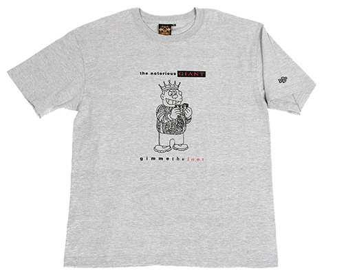 The Notorious Giant Tee - BBP
