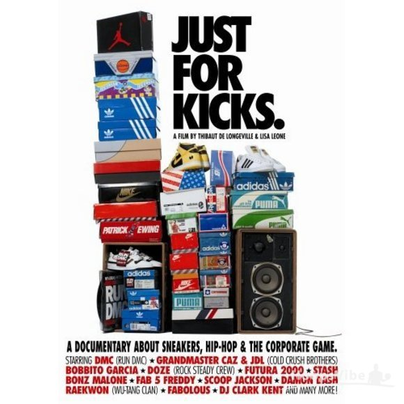 Just For Kicks DVD Release