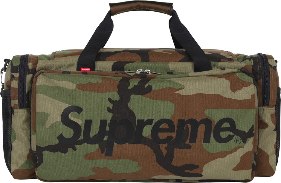 Supreme Duffle Bag | The Quiet Skate