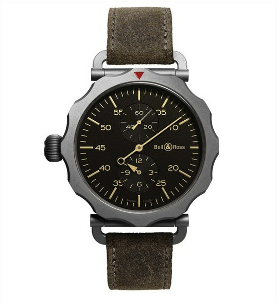 Favorite Style / Bell & Ross WW2 Bomber Regulateur
