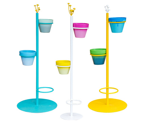 YELLOW HAMMER スタンドラック(小) (YELLOW HAMMER Pot Stand Lack No.1) | Online Shop | NOTEWORKS