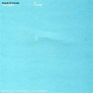 Amazon.co.jp: Peel Sessions: Boards Of Canada: 音楽