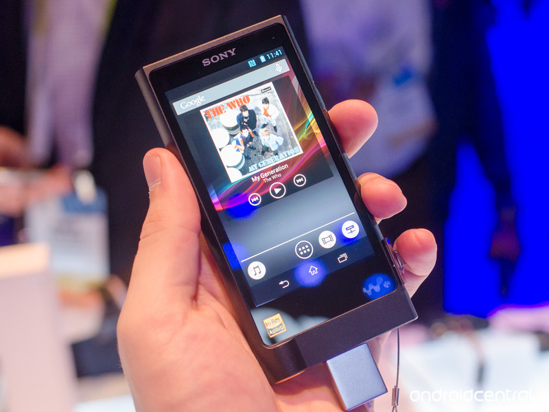 This is the new Sony Walkman | The Verge