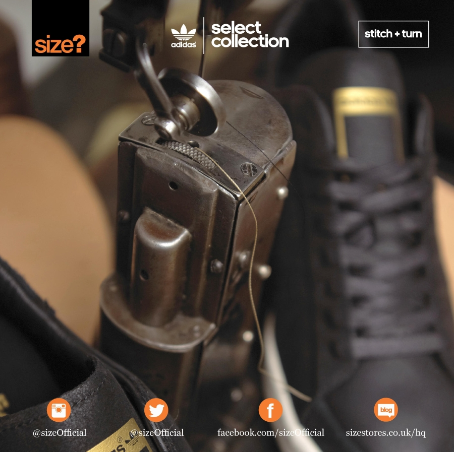"""adidas Originals Hook Shot """"Stitch & Turn"""" Collection - Size? Exclusive - Page 2 of 4 - SneakerNews.com"""