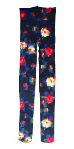 anrealage - anrealage LOW PIXEL PRINT TIGHTS A/C/D/G - セレクトショップ TITY 新潟から全国へ通販