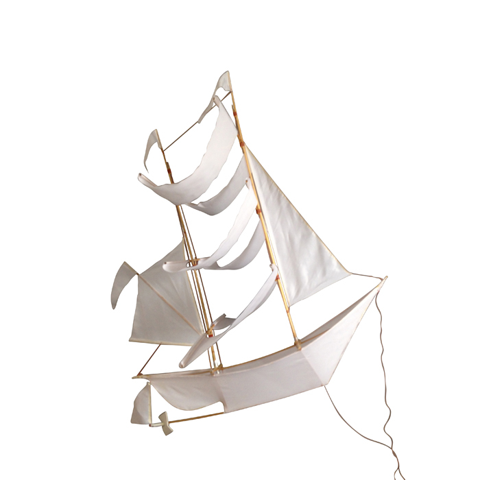 Sailing Ship Kite — ACCESSORIES -- Better Living Through Design