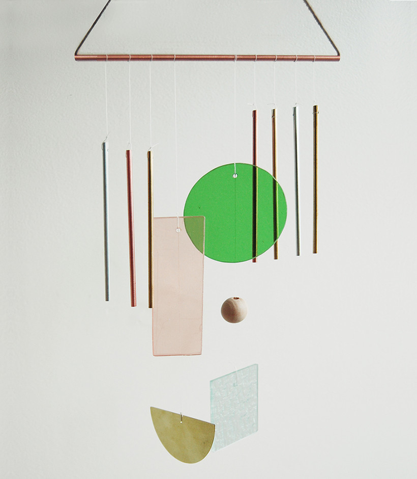 Melodic Suspensions Wind Chime – Sight Unseen