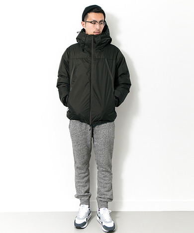 NANGA×URiD AURORA 3LAYER DOWN BLOUSON - URBAN RESEARCH ONLINE STORE