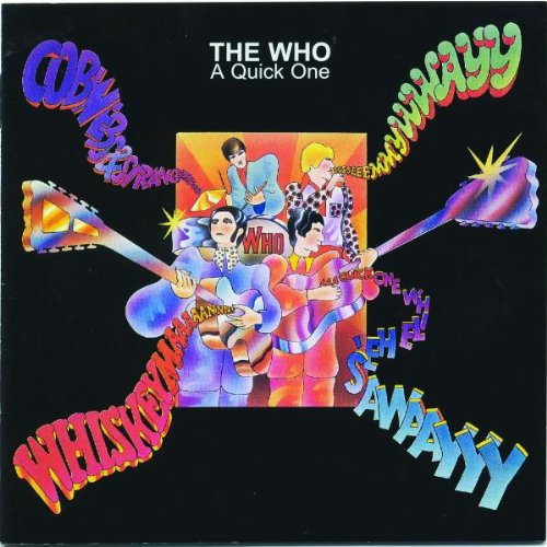 A Quick One: The Who: Amazon.co.uk: Music