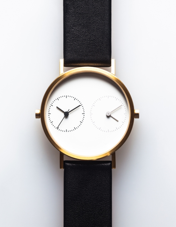 A Watch That Syncs You With Your Long-Distance Lover - DesignTAXI.com