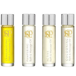 Gifts - SPC - SPC Bath and Massage Oil Collection - The Good Spa Shop