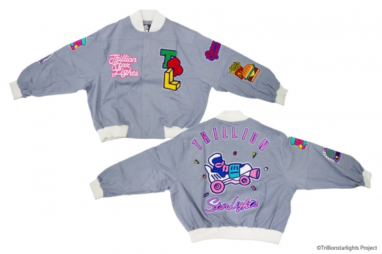 STEREO TENNIS × マルベル堂 × Trillion Starlights スタジャン - galaxxxy│ギャラクシー公式通販│galaxxxy official online shop