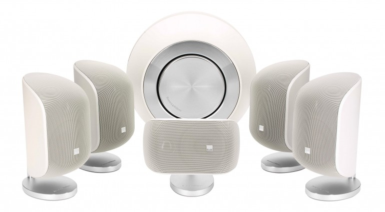 Bowers & Wilkins updates M-1 and PV1D speakers for new Mini Theater systems - Images
