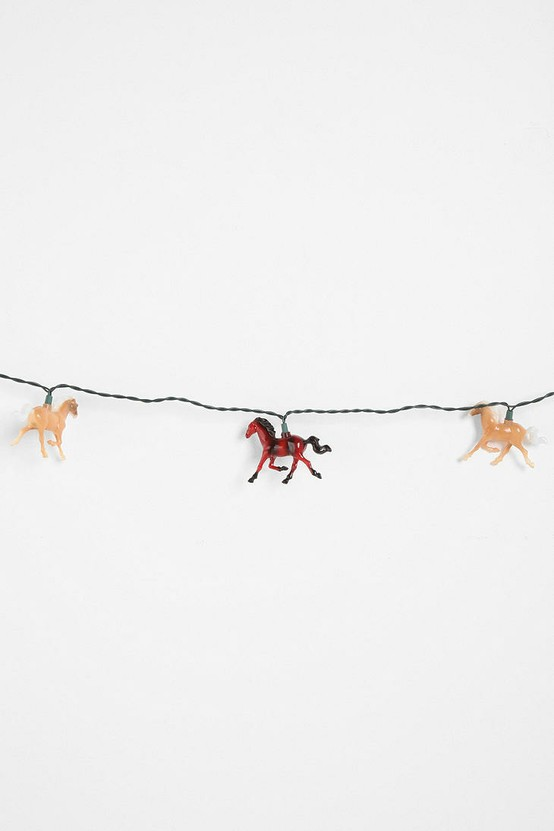 UrbanOutfitters.com > Pony String Lights