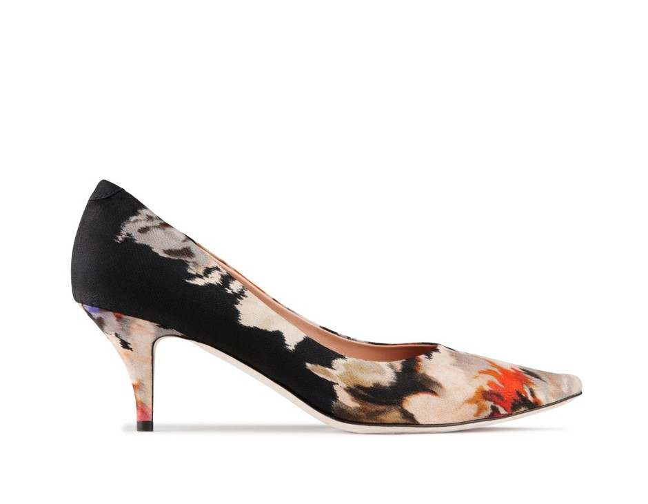 ACNE - Millie Fabric Flower print Shop Ready to Wear, Accessories, Shoes and Denim for Men and Women